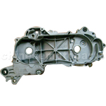 Left Crankcase for GY6 50cc Shortcase Moped