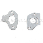 Gasket fit for Mini Baja 97cc Carb DB30-RR Rato Doodle Bug 96cc Mini Bike Parts Hensim 2.8 hp