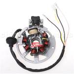 JOG Magneto Stator for 2-stroke 50cc Moped & Scooter