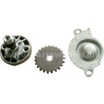 Oil Pump Assy for GY6 150cc ATV, Go Kart, Moped & Scooter