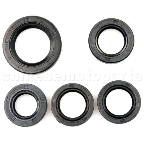 Oil Seal Set for GY6 50cc Moped