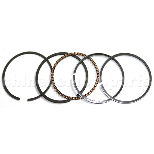50cc gy6 4 stroke piston rings 49cc engine parts chinese