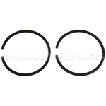 Piston Ring for 2-stroke 49cc(44-5) Pocket Bike