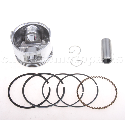 Piston Assy for GY6 80cc Moped