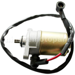 Scooter Starter GY6 50cc QMB139 Starter Motor Chinese Scooter Parts