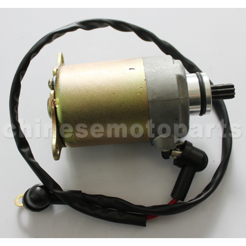 Scooter Starter Gy6 150cc Starter Motor Chinese Scooter