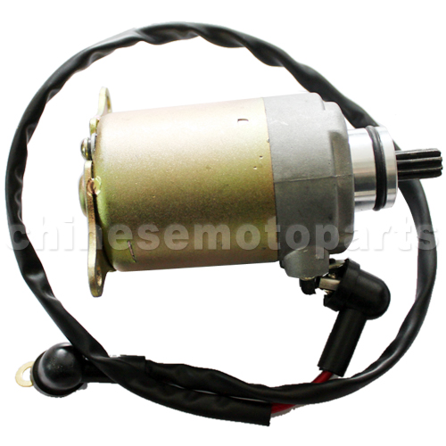 150cc STARTER MOTOR - 139QMB GY6 chinese SCOOTER Engine