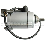 9-Teeth Starter Motor for CG 150cc-250cc Air-Cooled ATV,Go Kart & Dirt Bike