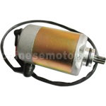 9-Teeth Starter Motor for CF250cc Water-Cooled ATV, Go Kart, Moped & Scooter