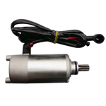 starter motor for a Jianshe JS250 engine