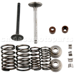 Valve Assembly for 125cc ATV, Dirt Bike & Go Kart