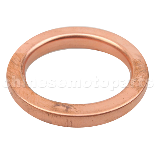 Exhaust Pipe Gasket for Motorcycle