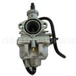 KEIHIN 26mm Carburetor with Hand Choke for 125cc ATV, Dirt Bike & Go Kart