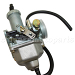 KEIHIN 27mm Carburetor with Hand Choke for 150cc ATV, Dirt Bike & Go Kart