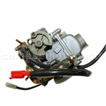 KEIHIN 30mm Carburetor for GY6 250cc & CF250cc Water-cooled ATV, Go Kart, Moped & Scooter