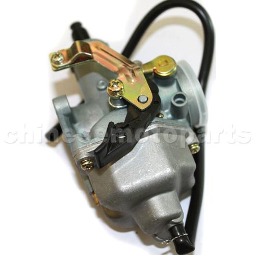 pz26 carburetor gy6 150cc atv quad 4 wheeler gokart dune