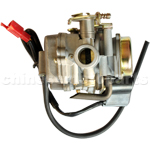 KUNFU 18mm Carburetor of High Quality for GY6 50cc-90cc Moped