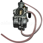 MIKUNI 26mm High Performance Carburetor with Hand Choke for 125cc ATV,Dirt Bike & Go Kart