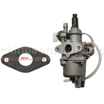 47 49cc 2 STROKE Mini Pocket Super Bike CARBURETOR SUNL