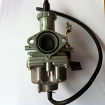27mm Carburetor with Cable Choke for 200cc ATV, Dirt Bike & Go Kart