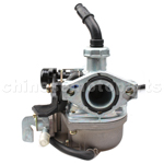 KF19mm Hand Choke Carburetor of with Oil Switch for 50cc-110cc ATV