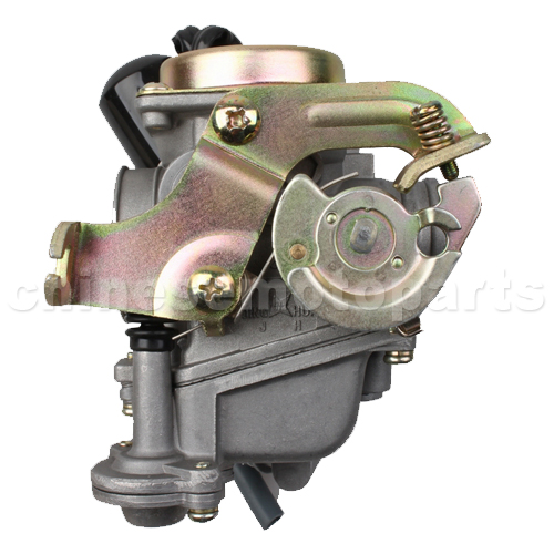 Moped Carburetor Parts : Carburetor for stroke gy cc chinese scooter