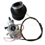 MOLKT 28mm Carburetor Assembly for Dirt Bike & Motorcycle