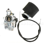 MIKUNI VM22 26mm Carburetor Assembly for Dirt Bike & Motorcycle