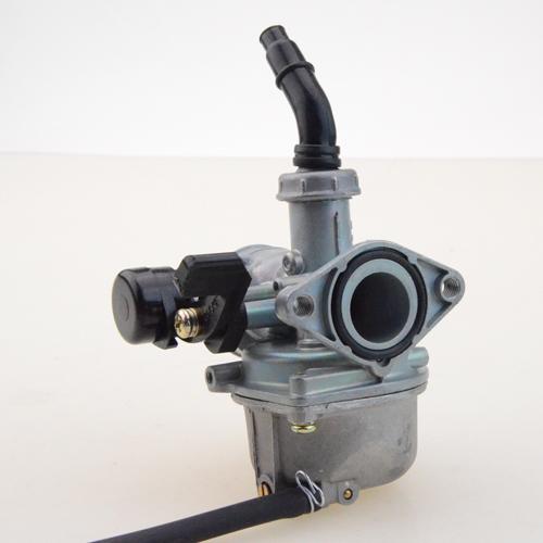 Carburetor Air Intake : Cable choke carburetor carb air filter intake pipe gasket