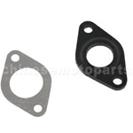 20mm CARBURETOR INTAKE MANIFOLD GASKET SEAL SPACER DIRT PIT BIKE ATV BAJA HONDA