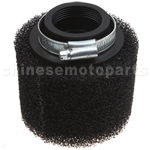 38mm Air Filter for ATV, Dirt Bike & Go Kart
