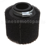 35mm Air Filter for ATV, Dirt Bike & Go Kart