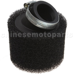 35mm Bent Air Filter for ATV, Dirt Bike & Go Kart