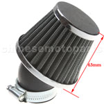 35mm Air Filter Carb 50cc 70cc 90cc 110cc ATV Quad Gokart Pit Dirt Bike